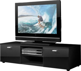 25 lowboard tv hifi m bel tv lowboard kaufen. Black Bedroom Furniture Sets. Home Design Ideas