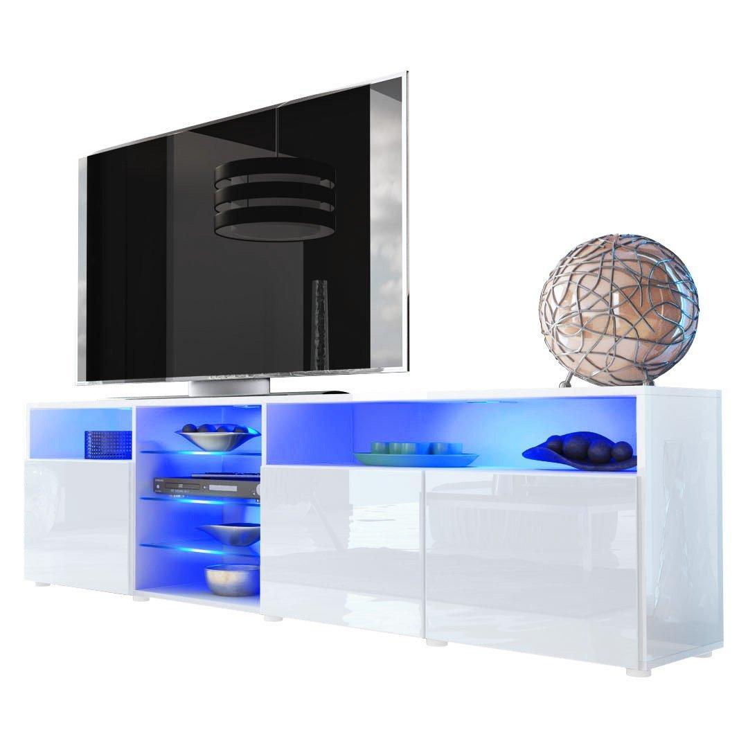 eck wei hochglanz free wei hochglanz von roller eck with. Black Bedroom Furniture Sets. Home Design Ideas