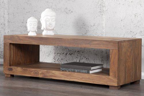 Tv sideboard hängend holz  ▻Tv Board Holz ++ Tv Lowboard Holz ++ Perfekt fürs Heimkino